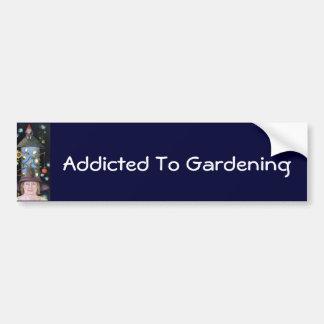 The Gardener Bumper Sticker