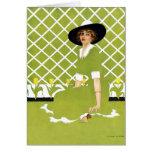 The Gardener Greeting Cards