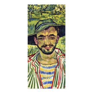 The Gardener (More Often: Young Peasant By Vincent Rack Cards