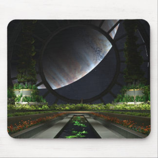 The Gardener Mouse Pad