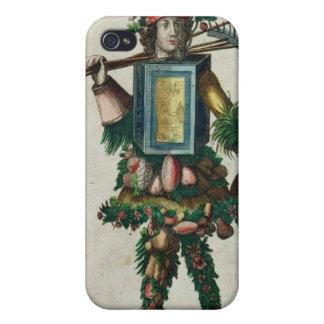 The Gardener's Costume Case For iPhone 4