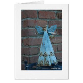 the gardening angel card