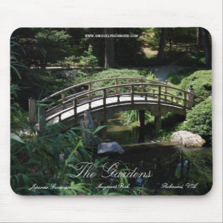 The Gardens Mouse Pad