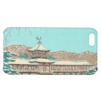 The Gardens of Heian Shrine Tokuriki Tomikichiro Case For iPhone 5C