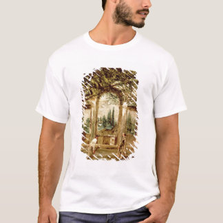 The Gardens of the Villa Medici in Rome T-Shirt
