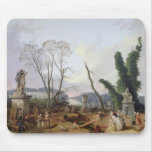 The Gardens of Versailles Mouse Pad