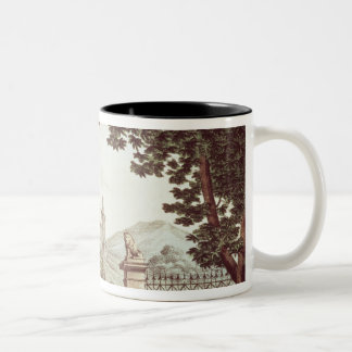 The Gardens of Windsor Castle Coffee Mug