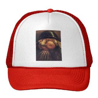 The Gardner by Giuseppe Arcimboldo Mesh Hat