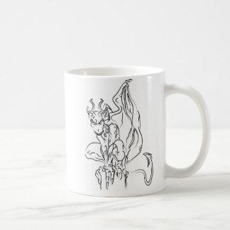The Gargoyle Coffee Mug