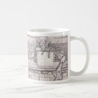 The Gargoyles Night Coffee Mug