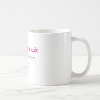 the garland cult classic white coffee mug