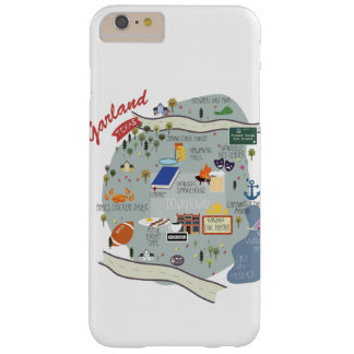 The Garland Texas iPhone Case