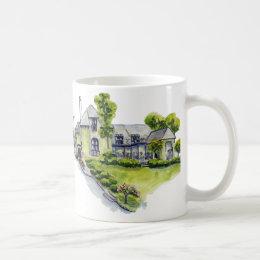 The Garrett Club Coffee Mug