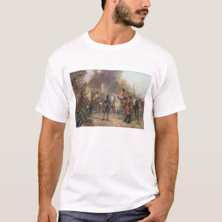 The Garrison of the Village Had At Last Surrendere T-Shirt