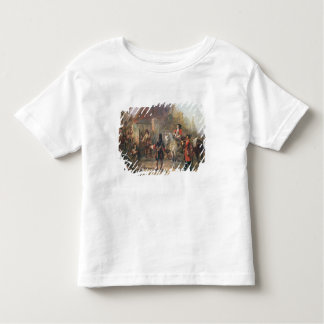 The Garrison of the Village Had At Last Surrendere Toddler T-shirt