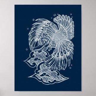 The Garuda Poster