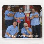 The Gas Pump Jockeys Mousepad
