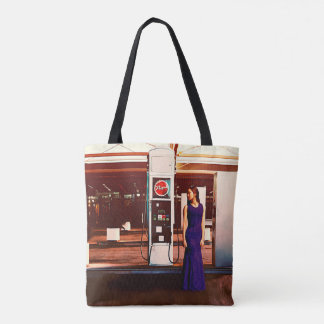 The Gas Station Tote Bag