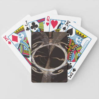 THE GATE 2 BICYCLE POKER DECK