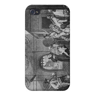 The Gate of Calais, or O The Roast Beef iPhone 4 Cover