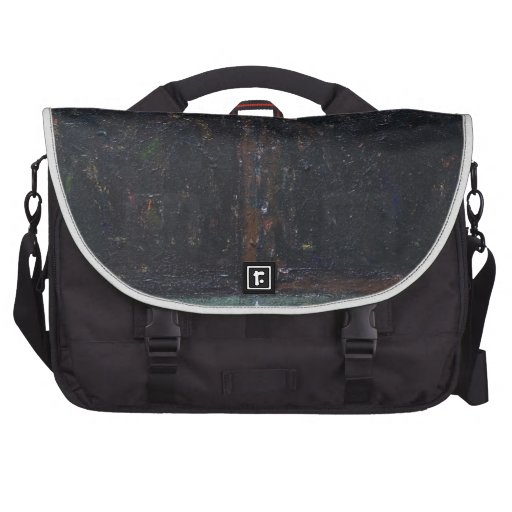 The Gate of Hell (dark surrealism) Commuter Bag