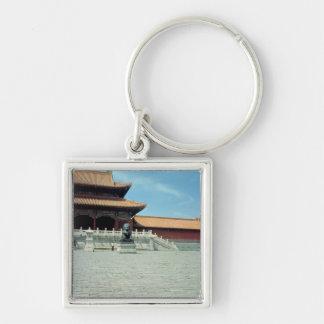 The Gate of Supreme Harmony  Ming Dynasty, 1420 Keychain