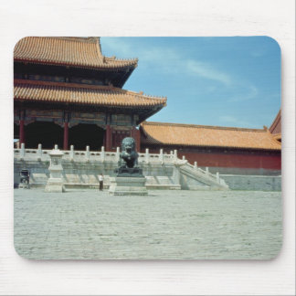 The Gate of Supreme Harmony  Ming Dynasty, 1420 Mouse Pad