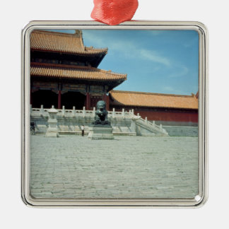The Gate of Supreme Harmony  Ming Dynasty, 1420 Christmas Tree Ornament