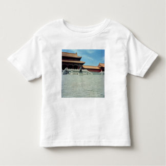 The Gate of Supreme Harmony  Ming Dynasty, 1420 Toddler T-shirt
