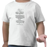 The Gate of Tongues Unlocked', 1631 T-shirts