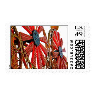 The Gate to Coney Island Postage Stamps