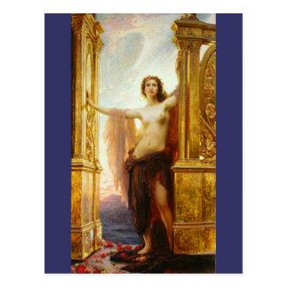 The Gates of Dawn - Herbert James Draper Postcard