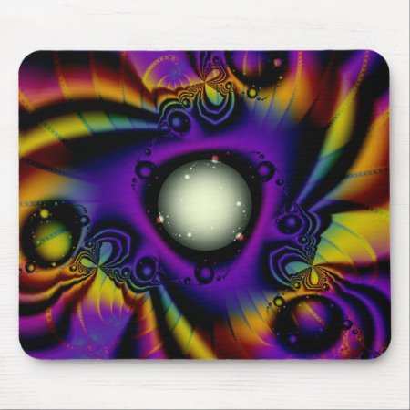 The Gateway Fractal Mouse Pad