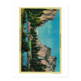 The Gateway from Bridal Veil Meadows Postcards