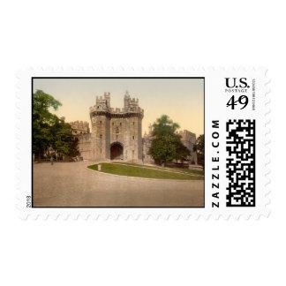 The Gateway Lancaster Castle Postage