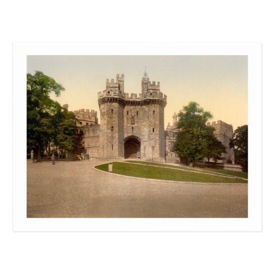 The Gateway Lancaster Castle Postcard