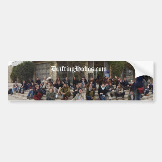 The Gathering Car Bumper Sticker