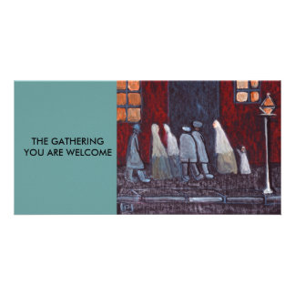 THE GATHERING CARD