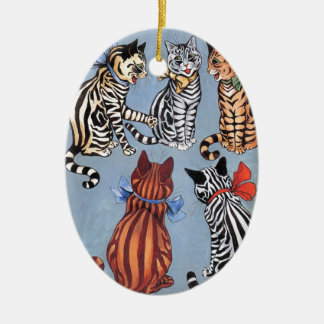 The Gathering Ceramic Ornament