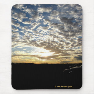THE GATHERING MOUSE PAD