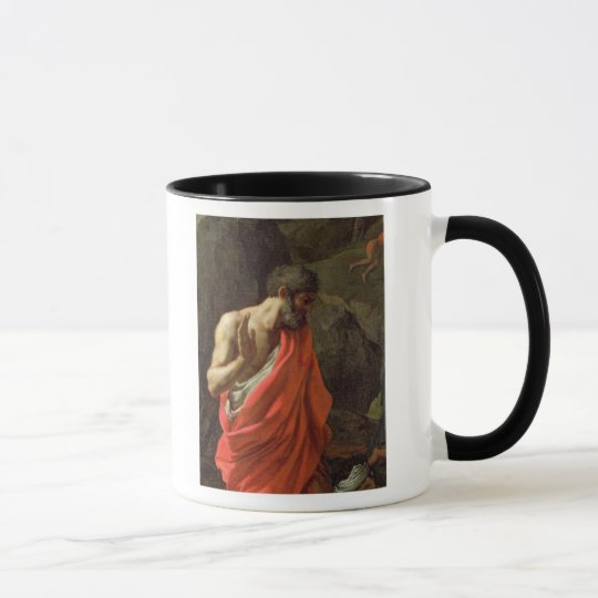 The Gathering of Manna, c.1637-9 Mug