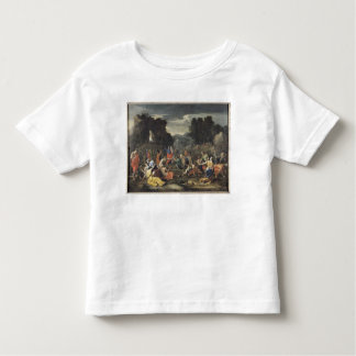 The Gathering of Manna, c.1637-9 Toddler T-shirt