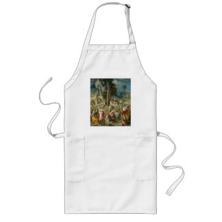 The Gathering of Manna - Francesco Bacchiacca Aprons