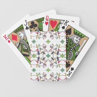 The Gathering Patterned Songbirds Bicycle Cards
