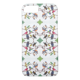 The Gathering Patterned Songbirds Smart Case