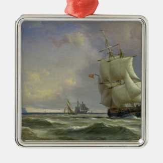 The Gathering Storm, 1853 Christmas Tree Ornaments