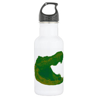 THE GATOR TERRITORY STAINLESS STEEL WATER BOTTLE
