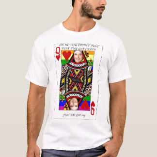The Gay Card T-Shirt