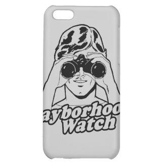 The Gayborhood Watch iPhone 5C Cover