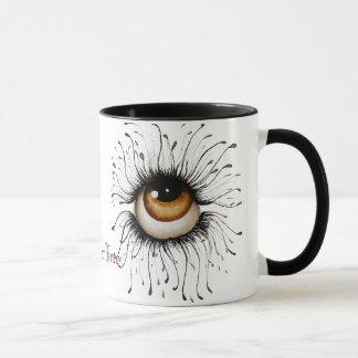The Gaze Art Coffee Mug
